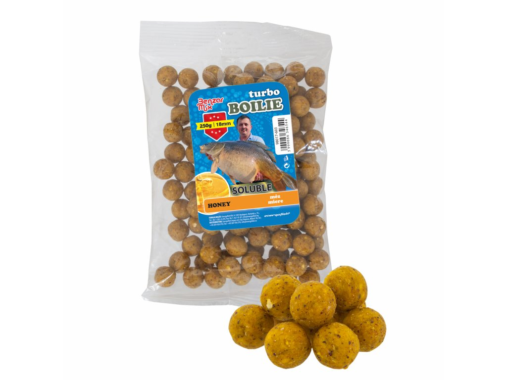 BENZAR MIX TURBO SOLUBLE BOLIES