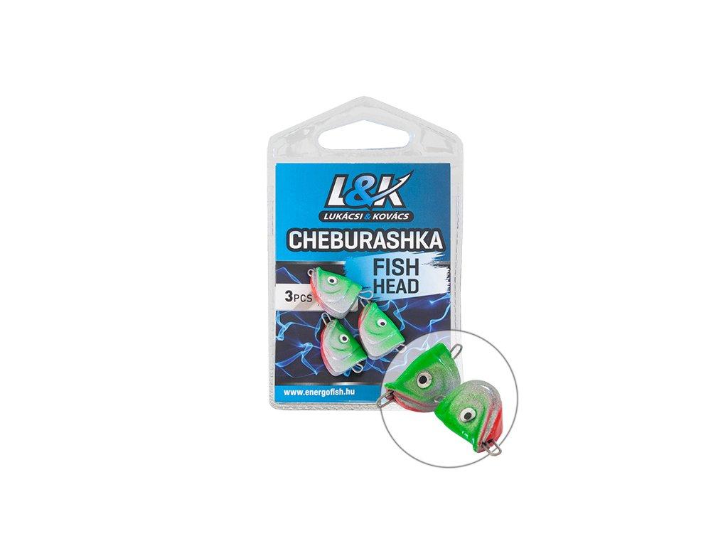 L&K CHEBURASHKA FISH HEAD