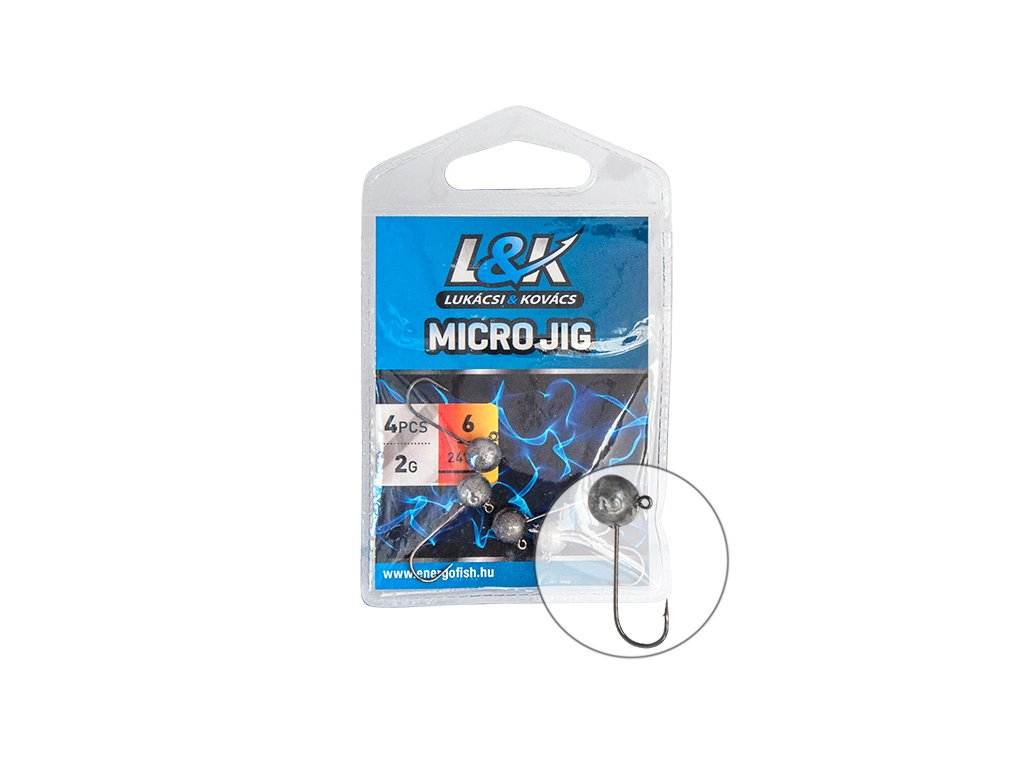 L&K MICRO JIG 2412