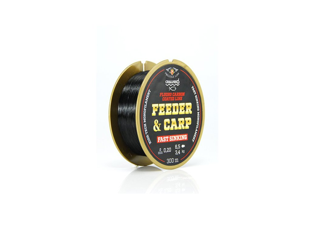 CRALUSSO VLASEC FEEDER & CARP F.C. 300 M