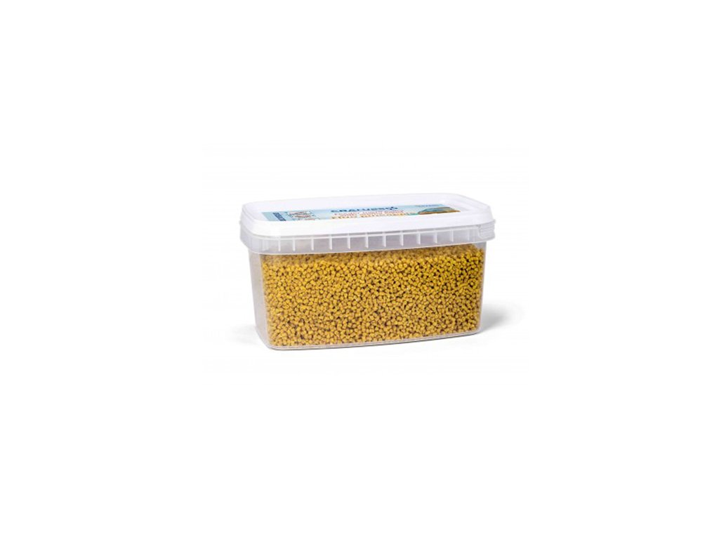 CRALUSSO PELETY - BOX + AROMA 2,5 MM