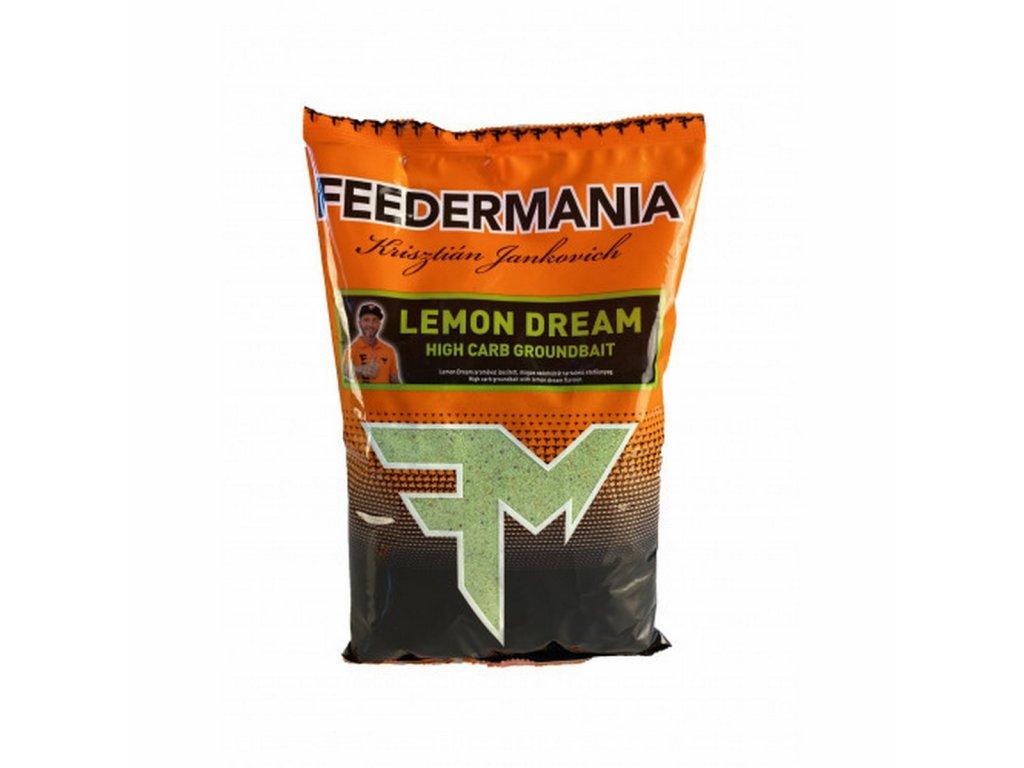 FEEDERMANIA KŔMNA ZMES HIGH CARB LEMON DREAM