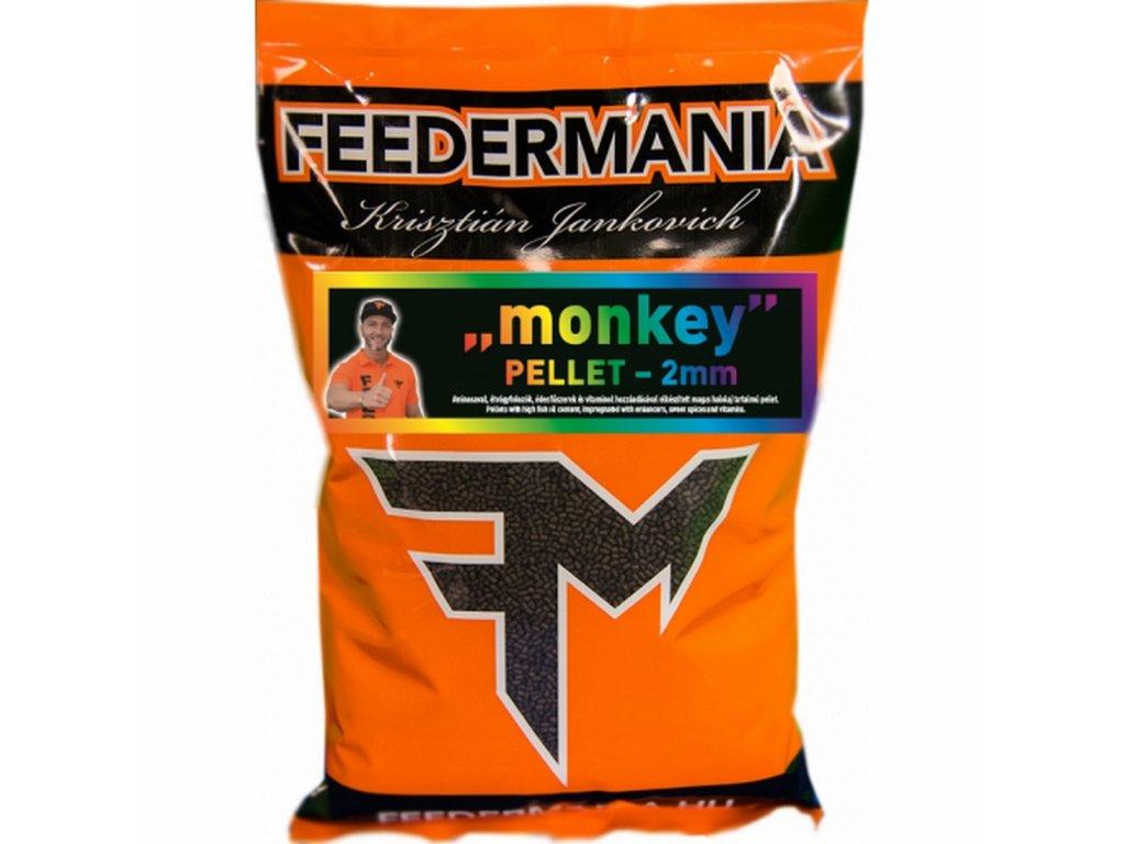 FEEDERMANIA PELETY 2MM, 4MM - 800G