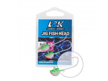 L&K TW HLAVIČKA FISH HEAD