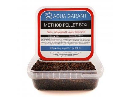 AQUA GARANT METHOD PELETY BOX 400G