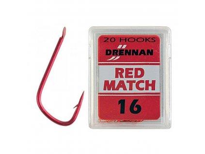 Háčik DRENNAN - RED MATCH