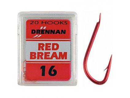 Háčik DRENNAN - HOOK MATCH RED