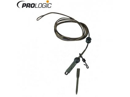 PROLOGIC MONTÁŽ HELICOPTER READY METAL CORE LEADER 80CM 45LBS 3KS