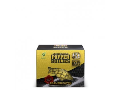 SBS CORN SHAPED POPPER BOILIES 8-10MM