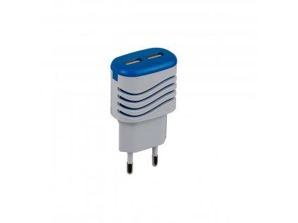 OUTDOOR UNIVERZÁLNA USB NABÍJAČKA ELECTRA 220V TRAVEL CHARGER