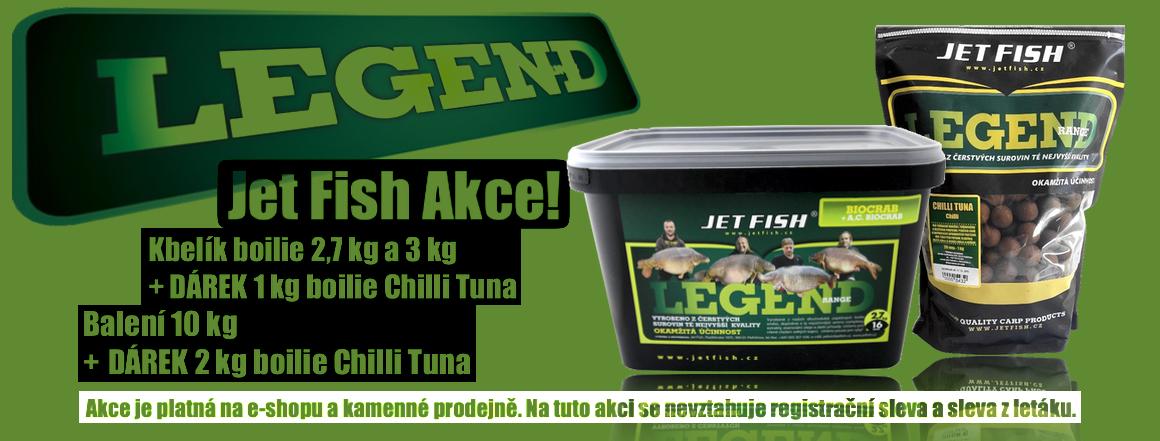 Jet Fish Chilli Tuna dárek