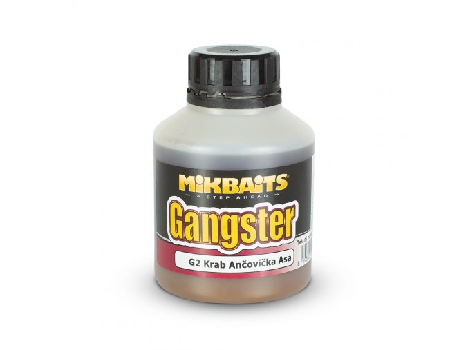 Mikbaits Gangster booster 250ml