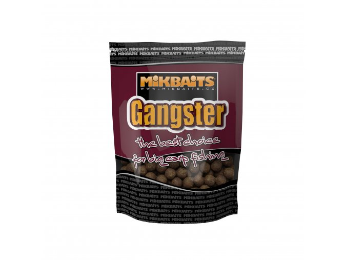 Mikbaits Gangster boilie G4 Squid Octopus