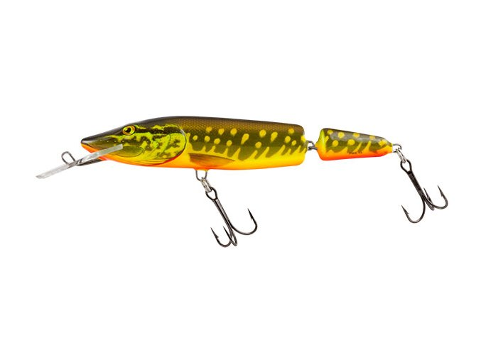 Salmo wobler Pike Jointed Deep Runner Hot Pike