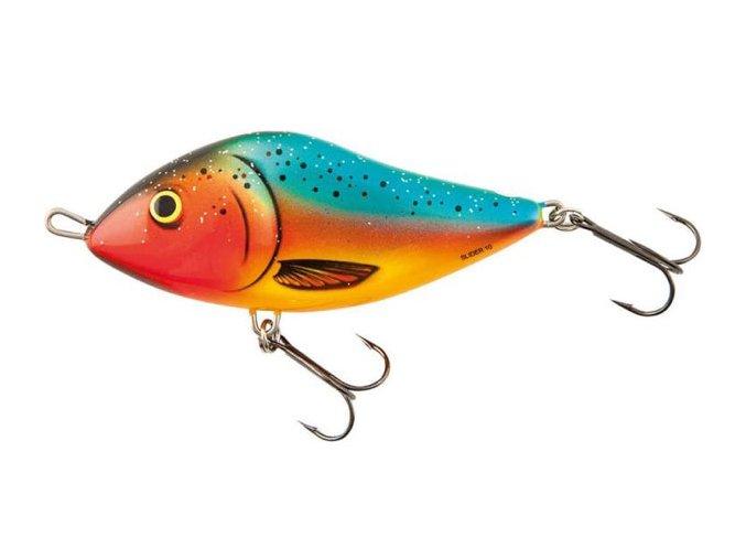 Salmo wobler Slider Sinking Orange Parrot