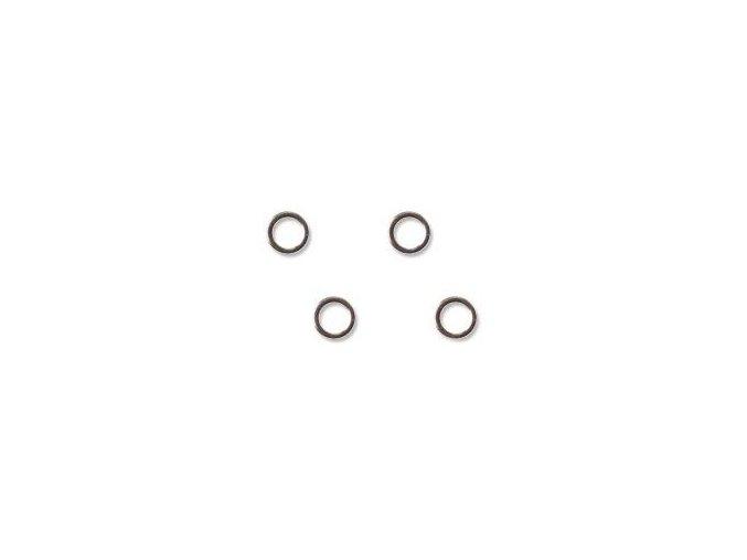 Kroužky kulaté