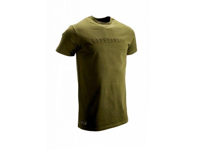 Emboss T Shirt 1