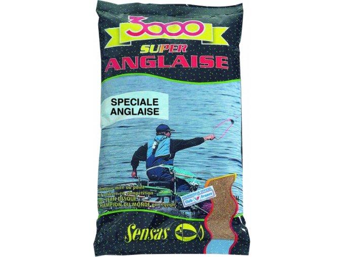 Sensas krmení 3000 Special Anglaise Waggler (angličák) 1kg