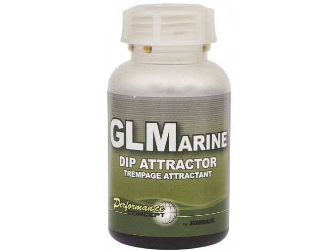 Starbaits Dip Concept GLMarine 200ml