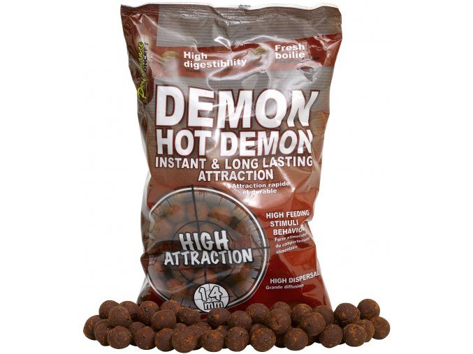 Starbaits Boilies Concept Hot Demon