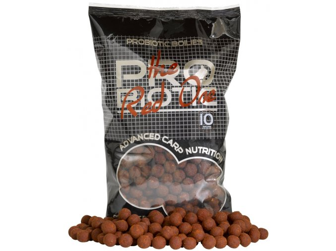 Starbaits Boilies PRObiotic Red One
