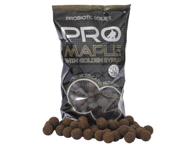 Probiotic Boilies Maple