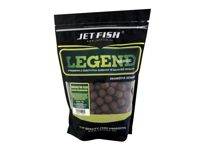 Boilie Legend Range Bioenzym Fish 1 20