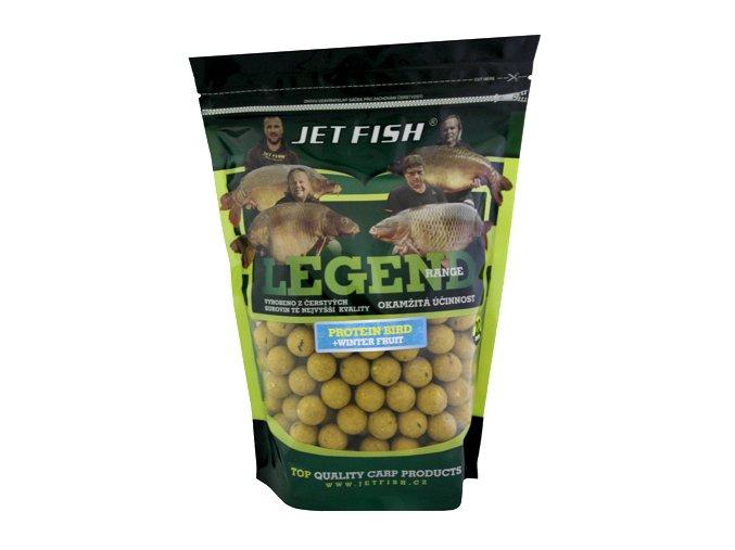 JET Fish Legend Range boilie Protein Bird + Winter Fruit