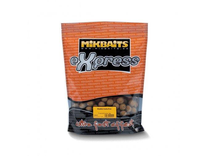 Mikbaits eXpress boilie Sladká kukuřice