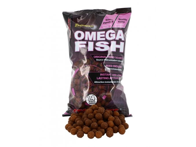 Starbaits Boilies Concept Omega Fish