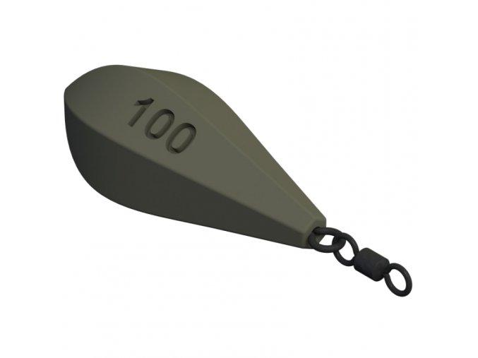 Suretti zátěž Torpedo s očkem a obratlíkem