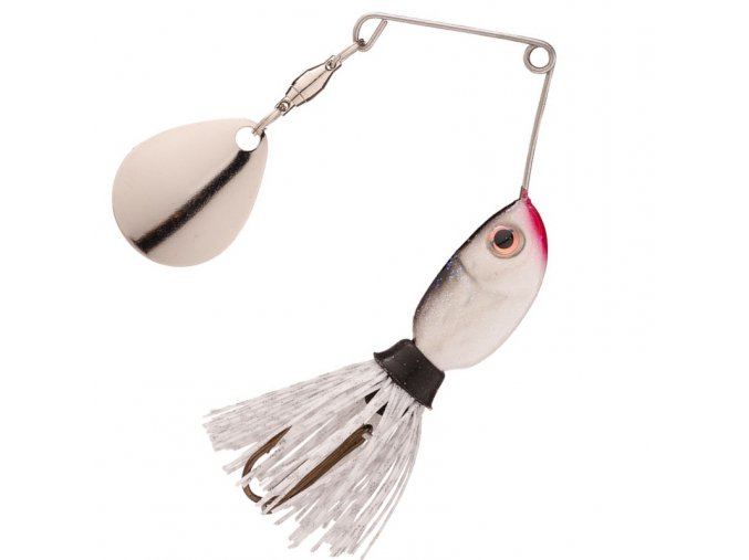 Rocket Shad SpinnerBait White Shad