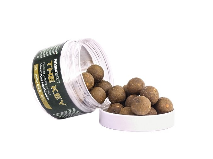 NashBait tvrdé boilies The Key Hard Ons