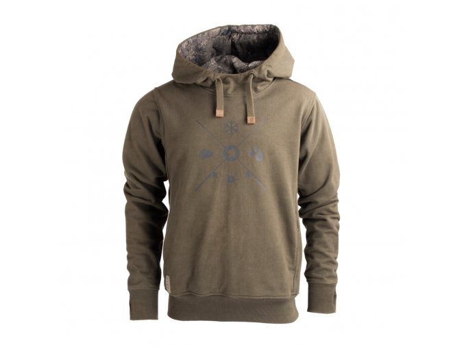 Nash mikina ZT Elements Hoody