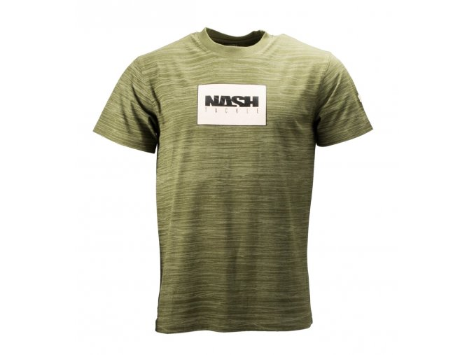 Nash tričko Green T-Shirt