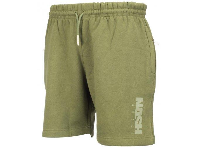 Nash kraťasy Green Jogger Shorts