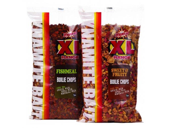 Dynamite Baits XL Range Boilies Chops 2kg
