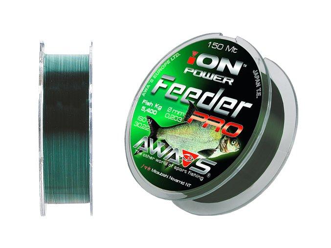AWA-S vlasec iON POWER Feeder PRO 150m