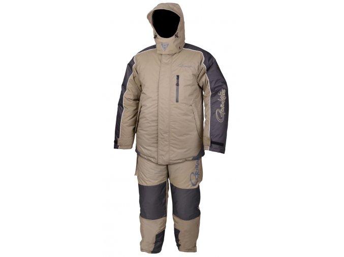 Hyper Thermal Suit Khaki 1