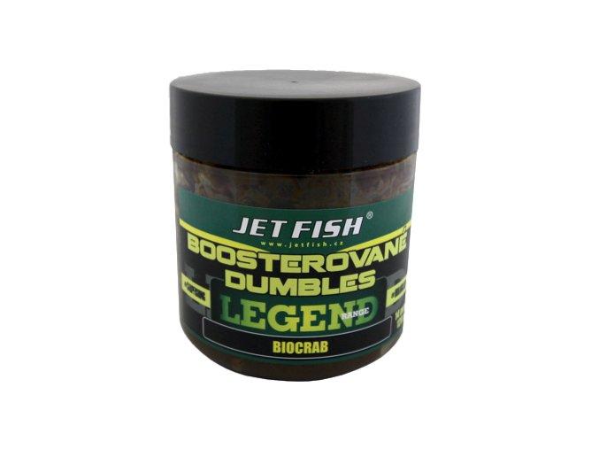 JET Fish Legend Range boosterované dumbles 14mm 120g