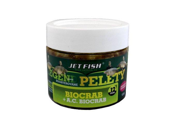 JET Fish Legend Range boosterované pelety Biocrab + AC Biocrab 120g