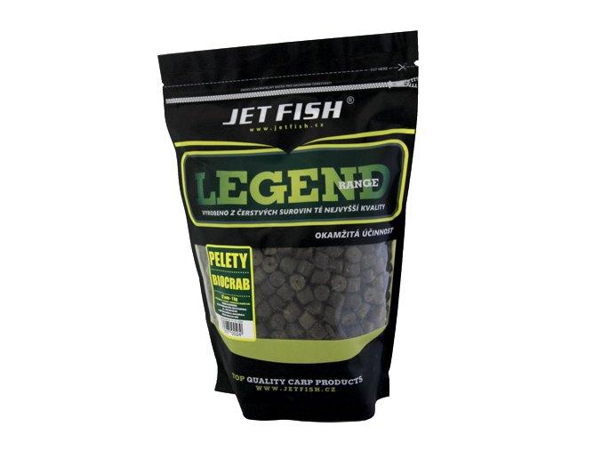 JET Fish Legend Range pelety Biocrab 1kg