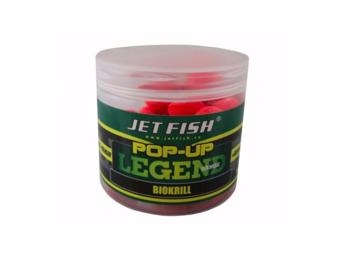 JET Fish Legend Range pop-up Biokrill