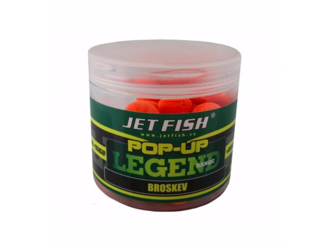 JET Fish Legend Range pop-up Broskev