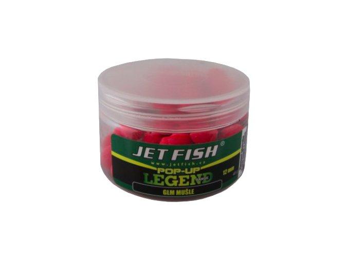JET Fish Legend Range pop-up Mušle