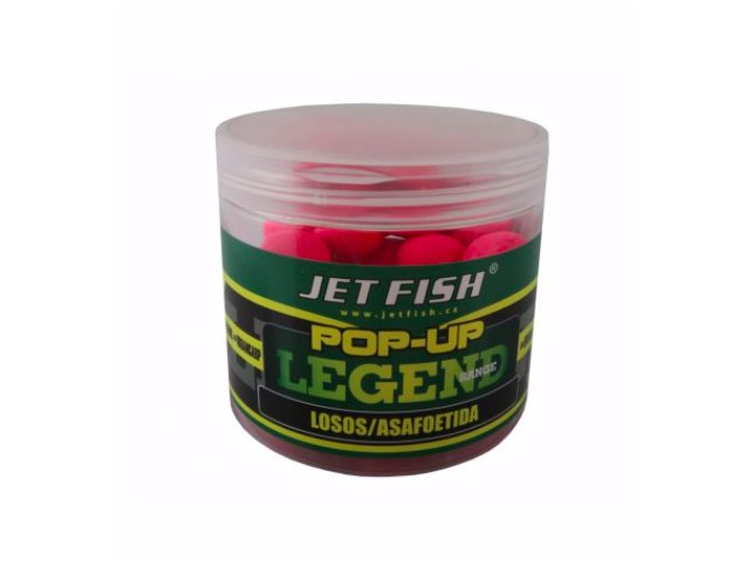 JET Fish Legend Range pop-up Losos/Asafoetida