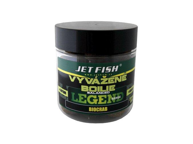 JET Fish Legend Range vyvážené boilie 20mm 130g