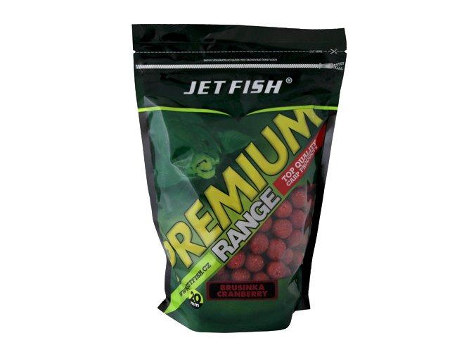 JET Fish Premium boilie Brusinka