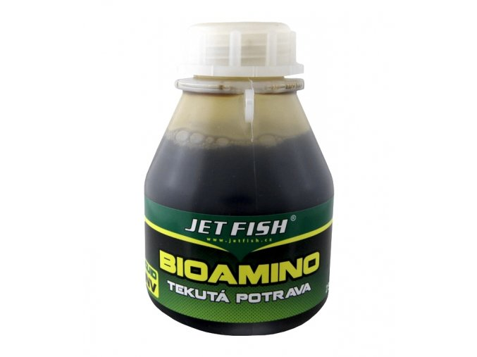 JET Fish tekutá potrava Bioamino