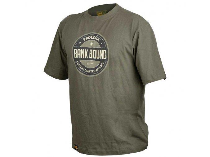 Bank Bound Badge Tee